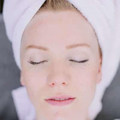 Aveda spa and waxing treatments